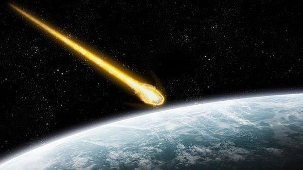 o asteroide