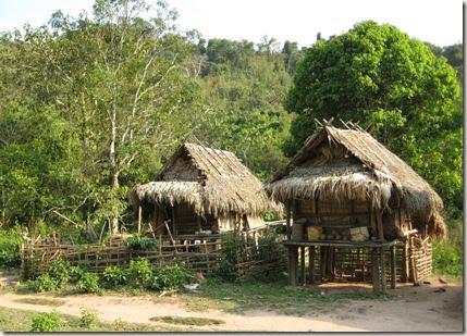 Ban Nalan Huts