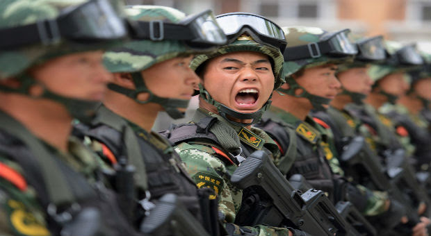 china has announced that war with the us is now inevitable under donald trump