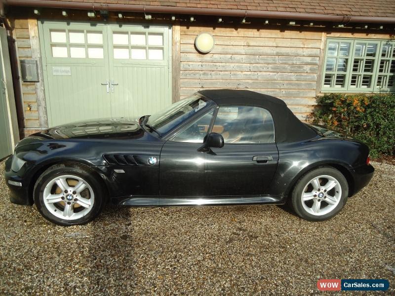 2002 Bmw Z3 For Sale In United Kingdom