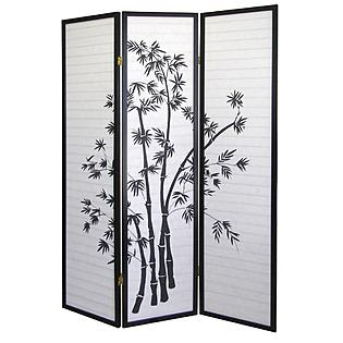 Ore 3-Panel Room Divider - Furniture & Mattresses - Accent ...