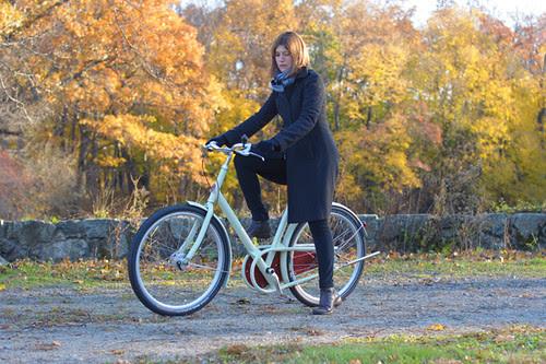 Paper Bicycle, Lexington MA
