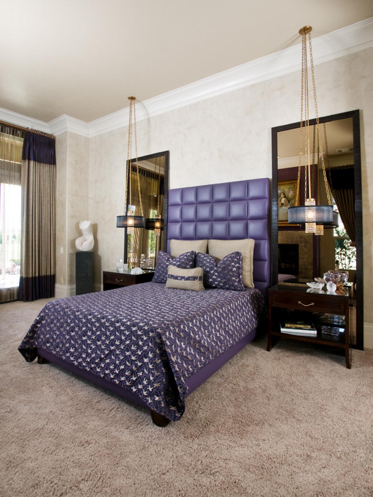 Bedroom Chandelier Lighting | HGTV