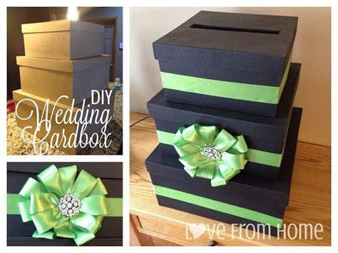 1000  ideas about Diy Wedding Card Box on Pinterest
