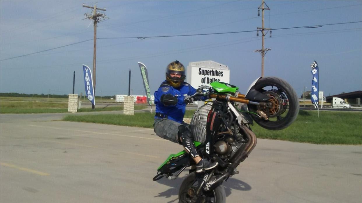 2003 Kawasaki 636 Stunt Bike Motorcycles For Sale