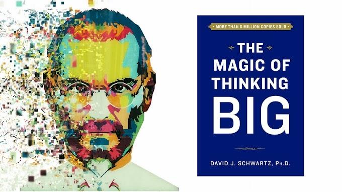 كتاب سحر التفكير بصورة اكبر