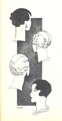 Hair Styles, 1929
