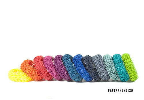 PaperPhine-Knit-Bangles