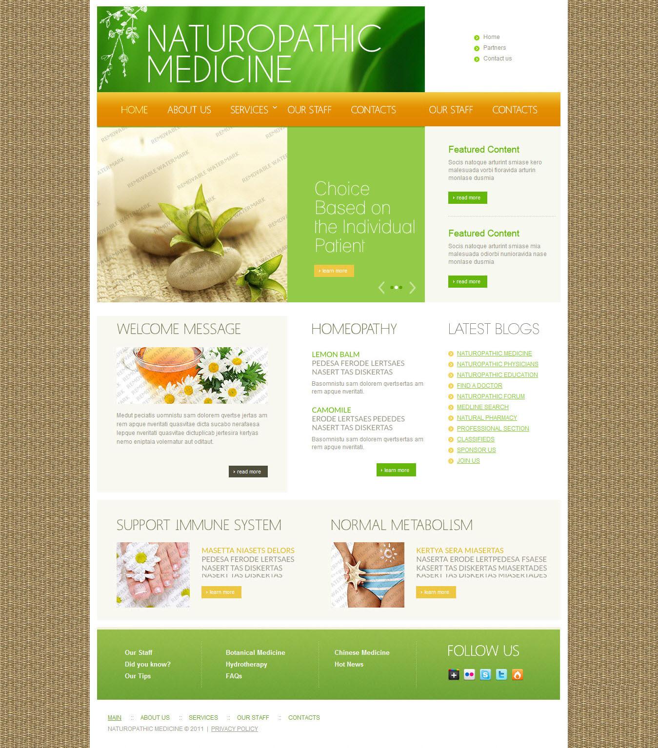 Website Templates 9