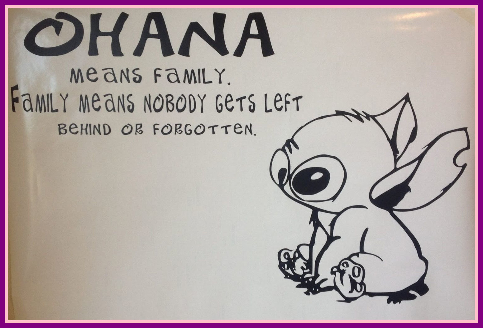 The Best Free Ohana Drawing Images Download From 50 Free Drawings