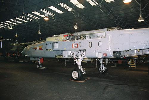 ZD932/ZE255 Tornado F.2