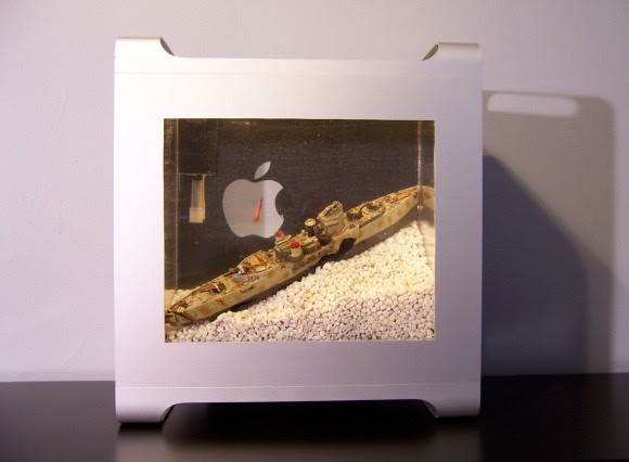 Aquário Mac: no melhor estilo Apple