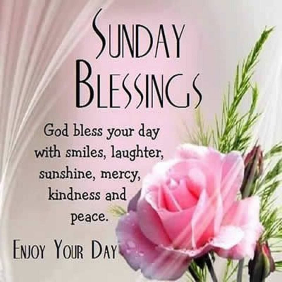 Image result for sunday blessing graphics