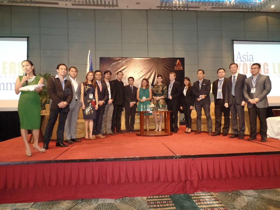 Speakers Asia Young Leaders Summit
