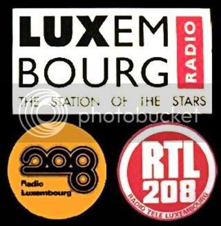 Radio,Luxembourg,FAB 208