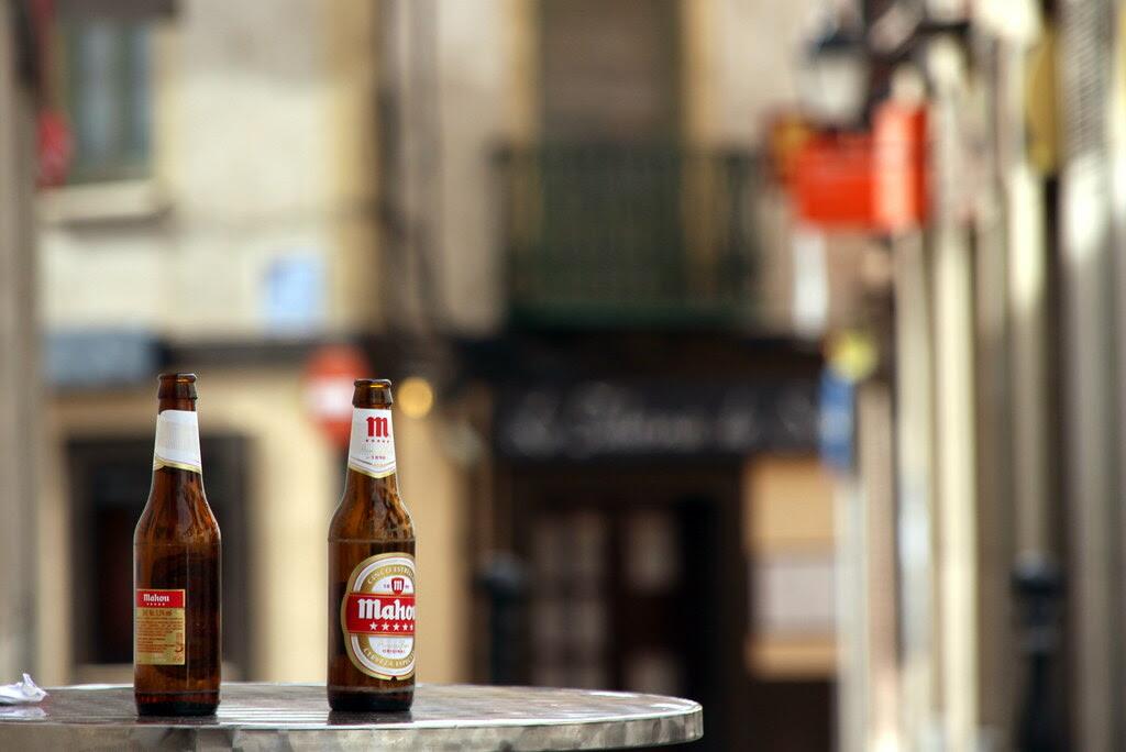 cervezas de madrid