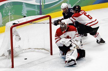 Kesler goal