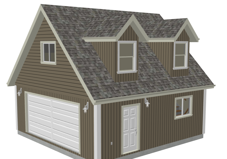 Tell a free gambrel shed plans with loft gatekro for Free barn plans with loft