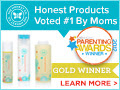 Honest Products Voted #1 By Moms. Learn More!