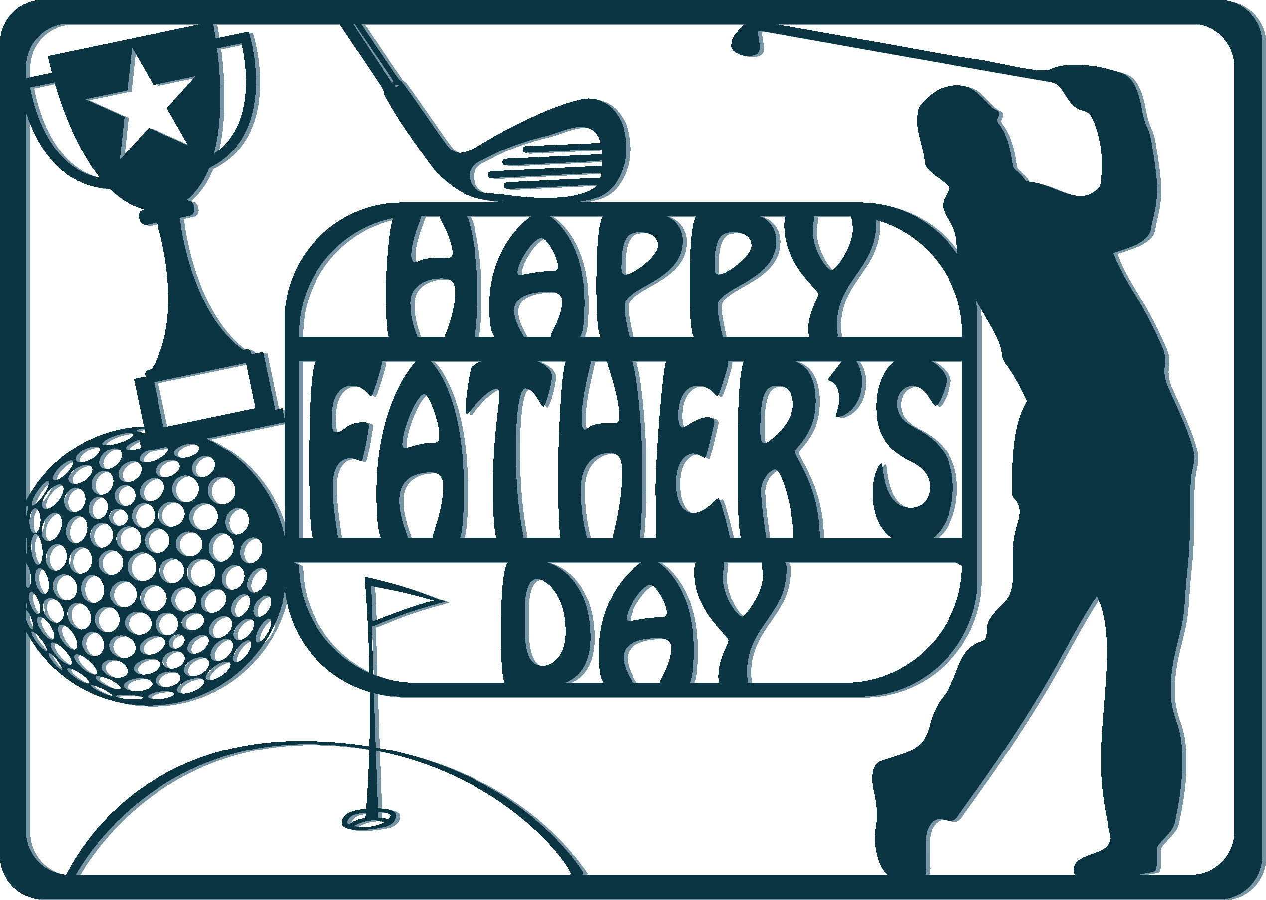 Download Free Father S Day Svg Cutting Overlays For Making Your Own Cards
