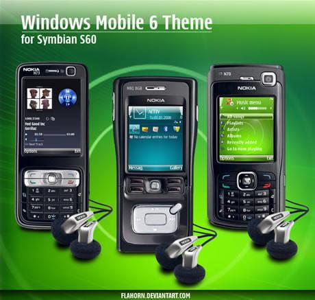 Tema Nokia 6121 Classic Wallpaper