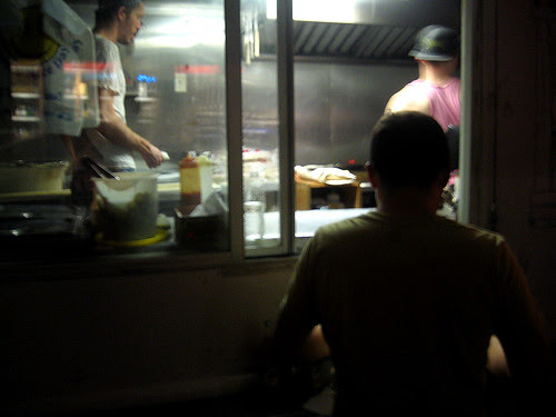 joel vs. the taco stand