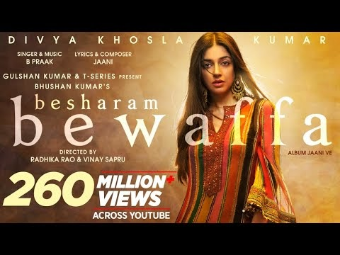 BESHARAM BEWAFFA LYRICS B Praak