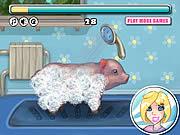 Jogar Clean little piggy Jogos
