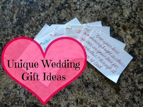 Unique Idea For Wedding Gift   Gift Ideas ? Holiday Gifts