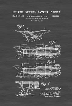Junkers Jumo 004 Jet engine Blueprint | Design Inspiration