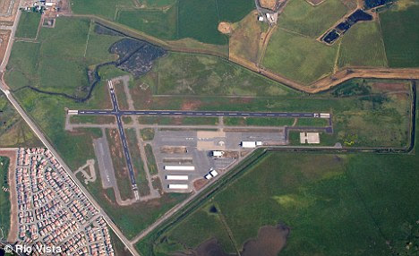 Rio Vista Municipal Airport