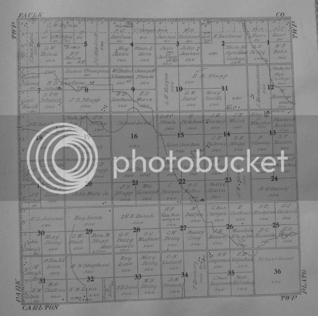 Image Result For Map Of Dakota