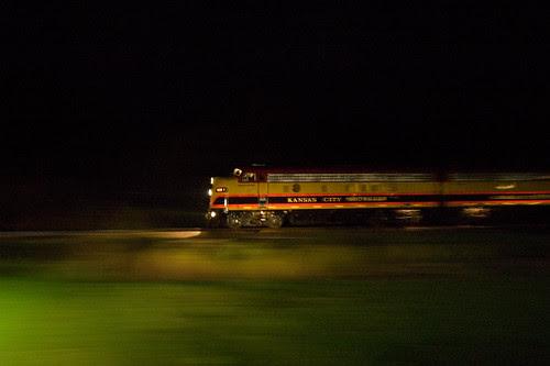 On Through the Night por wales23us