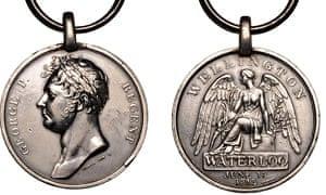 Medalla de Waterloo
