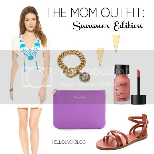 Hello Jack Blog - The Mom Outfit: Summer Edition
