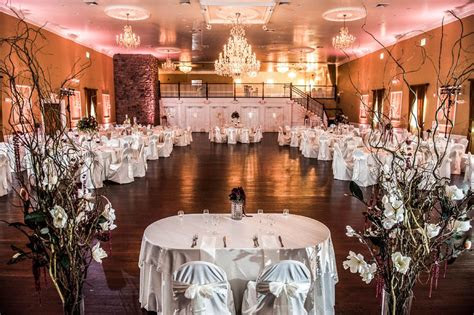 hamilton manor wedding  banquet facility