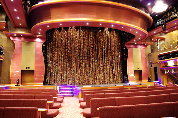 Shows & Other Entertainment - Carnival Magic Cruise Review