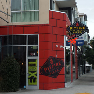 Fairfax Pitfire Pizza Exterior