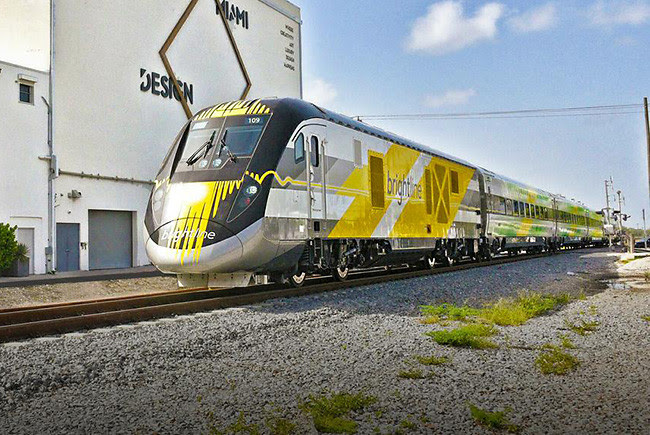 Brightline forms strategic partnership with Virgin Group ...
