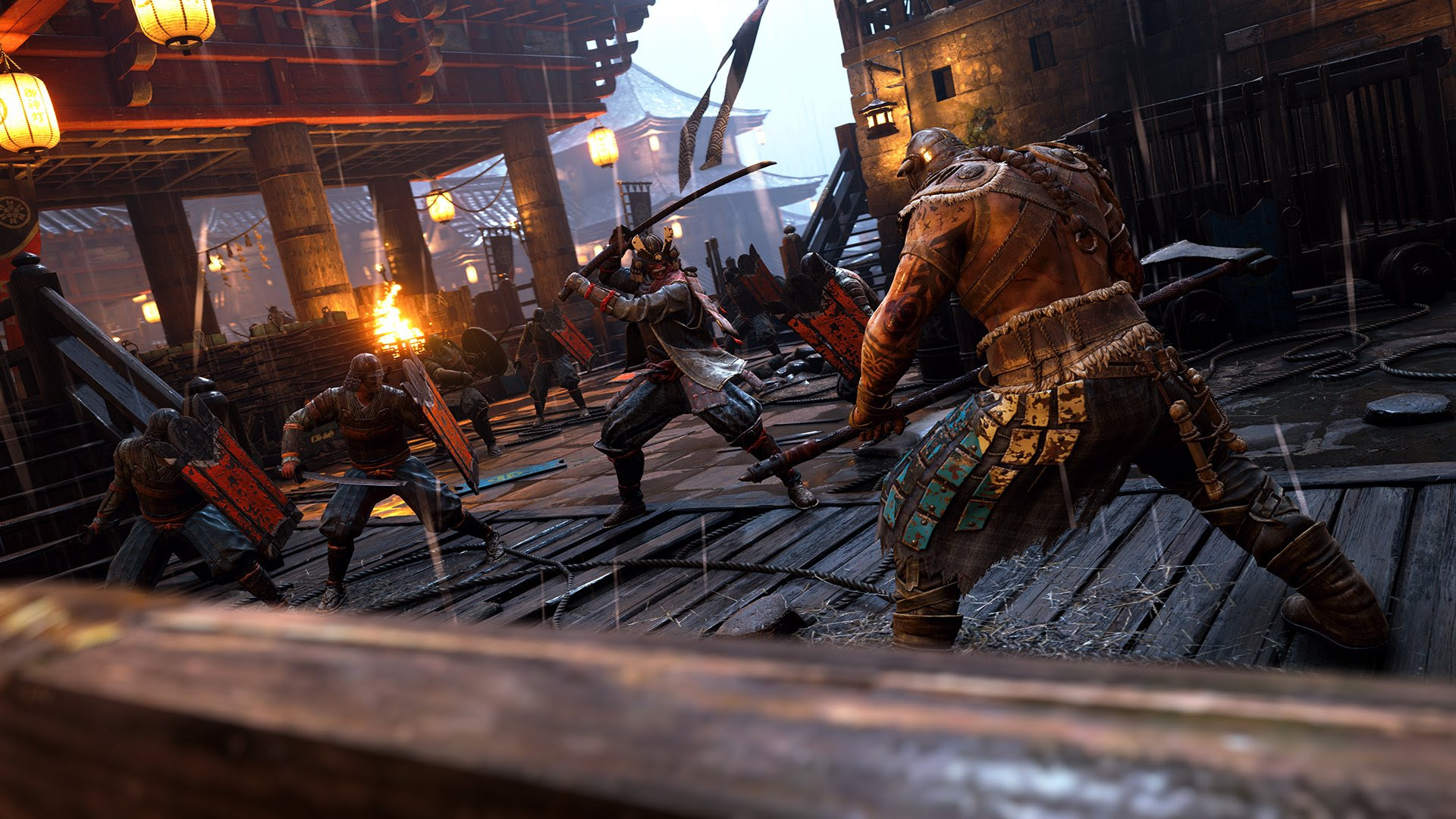 For Honor is about to hold a free weekend screenshot