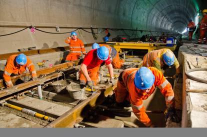 San Gottardo, il nuovo tunnel sotto le Alpi