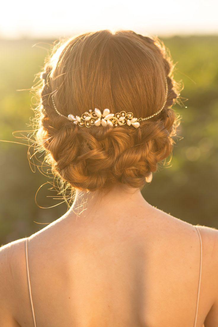 Wedding bridal tiara Wedding Hair Accessories by Ayajewellery, $155.00