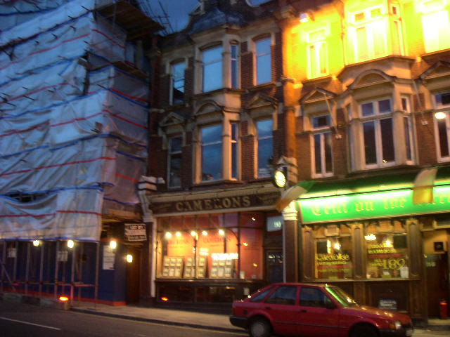 what has happened to Nelly's Nightspot?