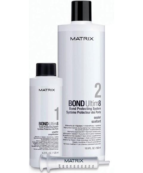 Color Activating Treatment  Bond Ultima8 Bond Protecting System Travel Kit  MyHairandBeauty.co.uk