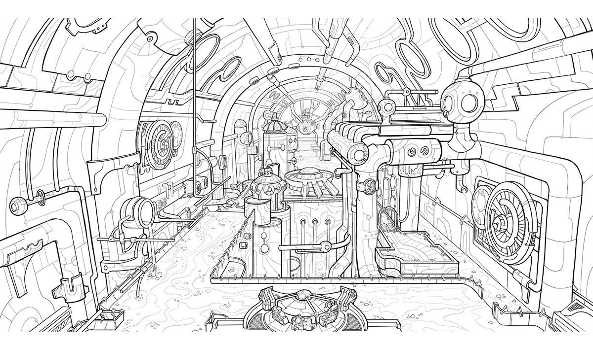 Concept Arts De Sonic Boom Por Nicolas Weis Thecab The Concept
