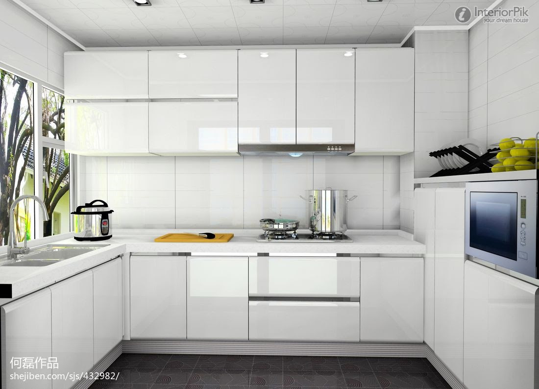 Modern kitchen cabinets with euro cabinets with modern ...