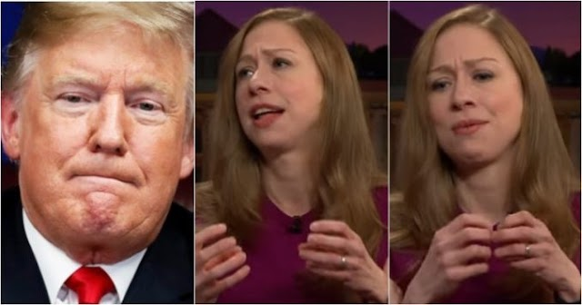 Chelsea: Trump Screwed Up, Obama Warned Him About Virus – Gets Reality Check