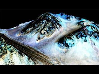 ¡Existe Agua En Marte! NASA Lo Confirma