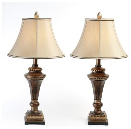 Tortoise Lamptraditionaltable Lamps Kirkland Italian