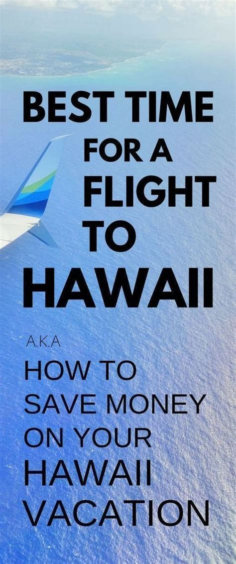 Cheapest time to fly to Hawaii: How to find best time